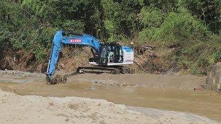 土砂や流木の除去、国の代行着手