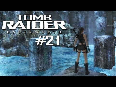 Let's Play Tomb Raider Underworld [Part 21] - Thors Gürtel