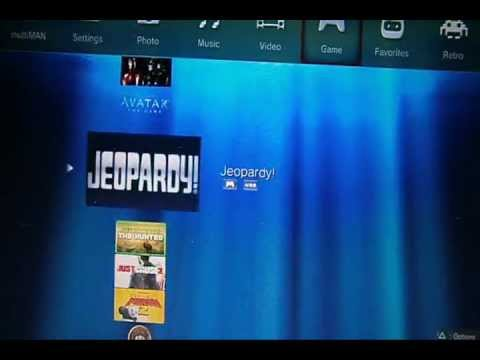 PS3 running on downloaded games (no cd needed)
