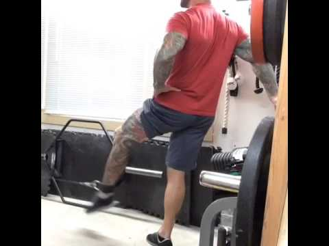Jim's 15-Second Tip: Cable Leg Curl Image 1