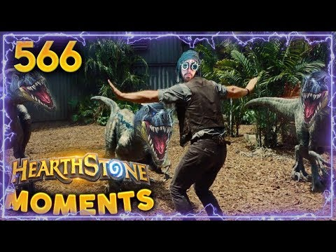 The Jurassic Combo!! | Hearthstone Daily Moments Ep. 566