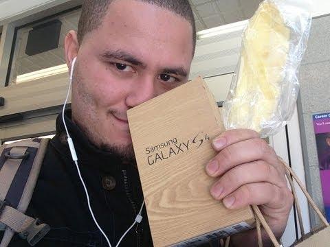 Unboxing Samsung Galaxy S4 | Español | MarcianoStyle