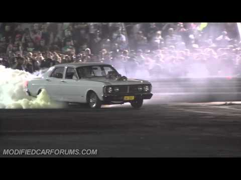 Best tip ins at queensland powercruise $50k burnout Comp