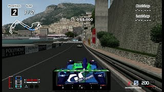 Gran Turismo 4 - Pescarolo Courage C60/Peugeot Race Car '03 Hybrid Cockpit View PS2 Gameplay HD
