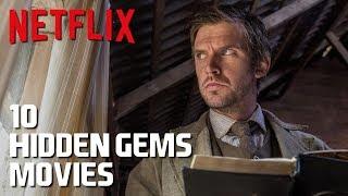 Top 10 Hidden Gems on Netflix to Watch Now!