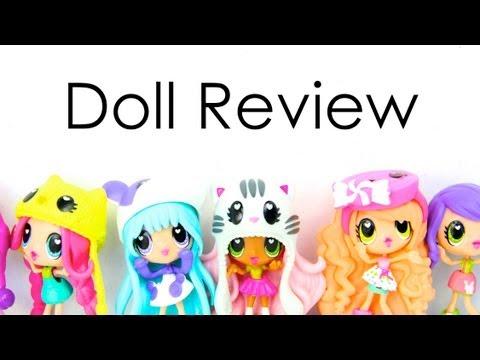 Doll Review: Kawaii Crush   Plus Monster High Custom Normies