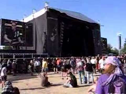Blue oyster cult- Sweeden rock festival 2008