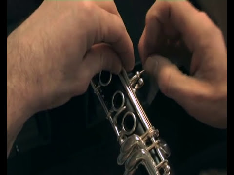 Selmer Paris Clarinet Manufacturing