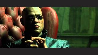 The Matrix Meeting Morpheus Scene HD