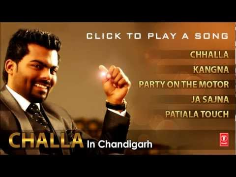 Challa In Chandigarh Full Songs