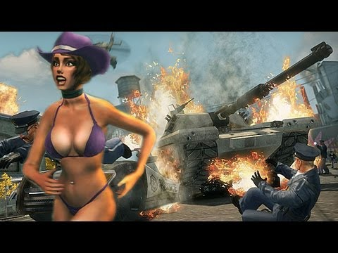 Saints Row 3 im Test / Review von GameStar.de (Gameplay)