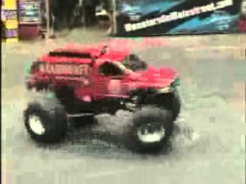 Monster Jam Crazy Crashes #1