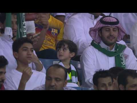 Saudi Arabia vs Thailand (2018 FIFA World Cup Qualifiers)