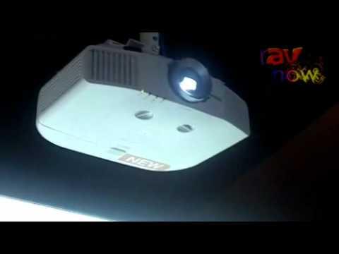 Epson Intros EBG-5750WU WXGA Projector