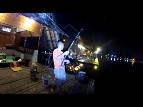 Пьяные на рыбалке +18