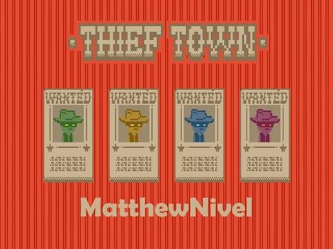 Thief Town ♦Дикий-Дикий Стелс-Экшен♦ [ИНДИ ИГРА НА ДВОИХ]