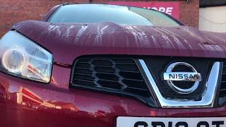 Closer Look: Nissan Qashqai 360 DCI