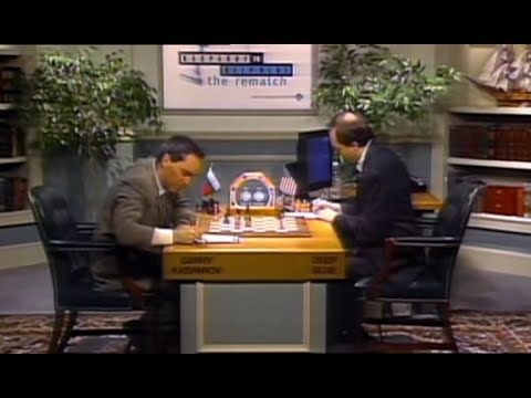 Game Over-Kasparov And The Machine (2003)  FULL Documentary