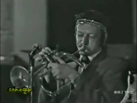 Fred Stone with Duke Ellington, Italy July 20 1970.mp4