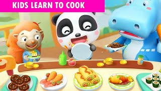 Baking Game for Kids - Cooking Game and Kids Learning How to Cook