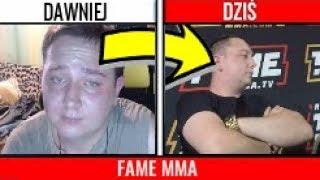 Jak się zmienili FAME MMA Daniel Magical Adrian Polak Boxdel Guzik