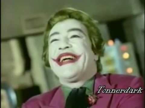 Cesar Romero The Joker is Wild The Joker Cesar Romero 1966