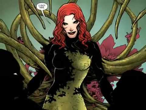 New Poison Poison Ivy New 52 Tribute