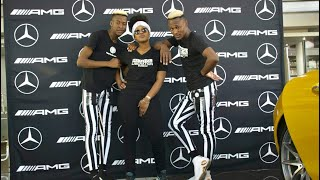 Live @mercedes Benz part 1 with Limpopo boys