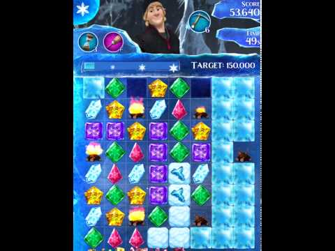 Disney Frozen Free Fall Level 218
