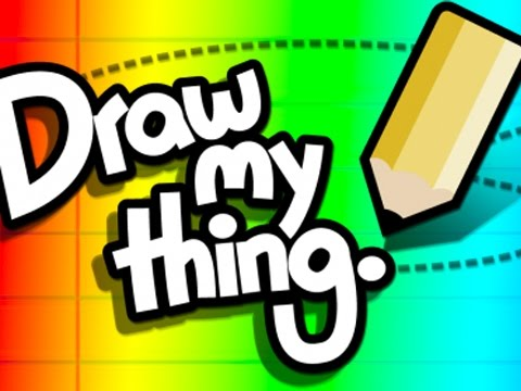 Youtube Crew Drawing Draw my Thing Funny Moments