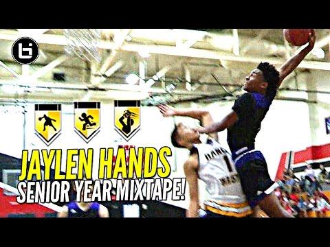 "Jaylen Hands aka ""Baby Westbrook"" Is UCLA's NEXT Great Point Guard! OFFICIAL Senior Year Mixtape!"