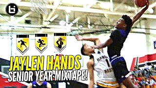 """Jaylen Hands aka """"Baby Westbrook"""" Is The NEXT Great UCLA Point Guard! OFFICIAL Senior Year Mixtape!"""