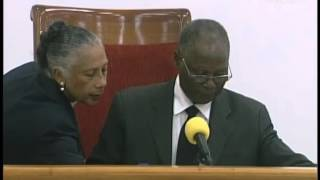Opening of first ordinary session of the 50th Legislature in Haiti