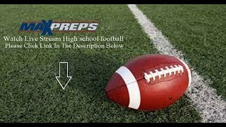 Conrad vs Harlem/Turner - HIGH School Football | LIVE Stream 2018