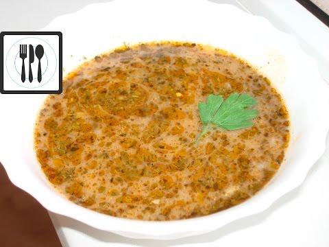 Томатный суп-пюре за 10 минут! Как приготовить томатный суп с вермишелью. / Eristeli domates corbasi