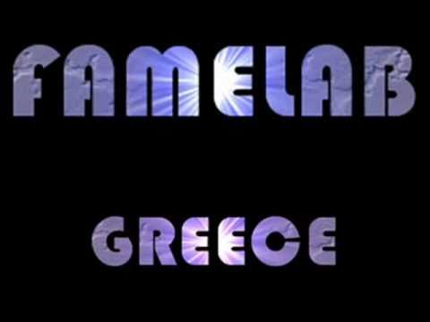 Famelab Greece radio spot