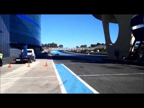 Fernando Alonso estrena el McLaren Honda