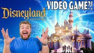 Disneyland is a Video Game?! - Disneyland Adventures Pt. 1