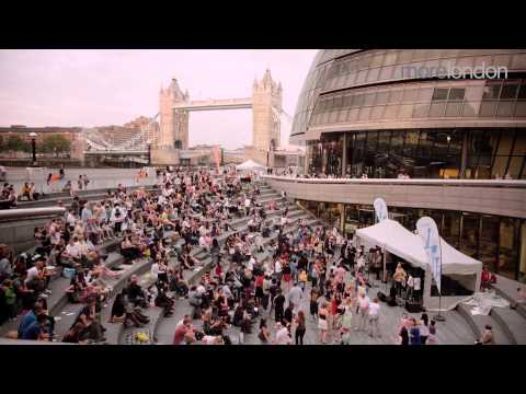 Outdoor Music Events at The Scoop with More London
