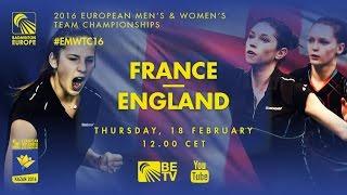 Франция : Англия