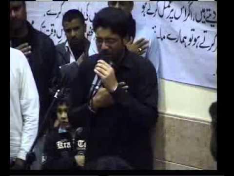 Zainab Ne Ye Kaha Ye Ro Ro Kar - Mir Hasan Mir - 25th Muharram 1432 video