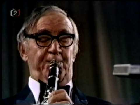 Benny Goodman In Prague Czechoslovakia 1976 #2