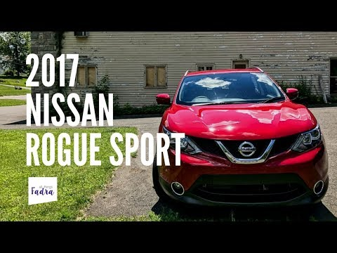 Nissan Rogue Sport Review - All Things Fadra