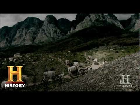 America the Story of Us: Gold Rush