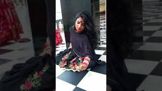 Patiyala dham maa Kali NE diya Ek bhght ko kokh khulne ka wardan