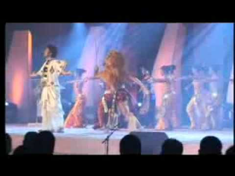 Aviva Ndb Awards 2011 Channa Upuli Sri Lanka Matha Act video