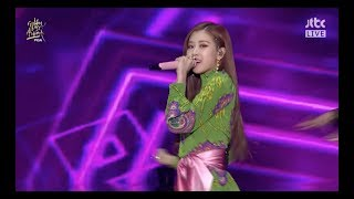 Blackpink 불장난 Playing With Fire   마지막처럼 As If It S Your Last In 2018 Golden Disc Awards