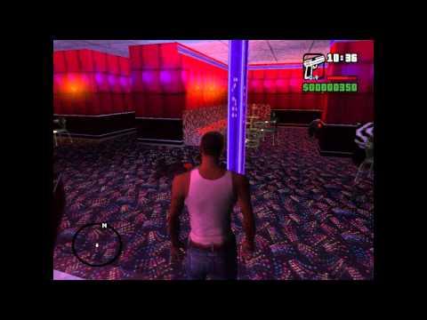 Gta San andreas#Tiroteio no Clube de Strip-tease!