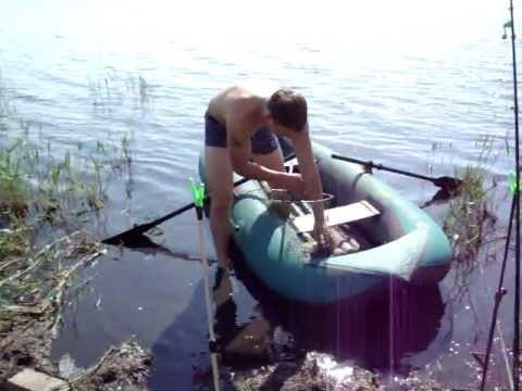 летняя рыбалка в курганской области