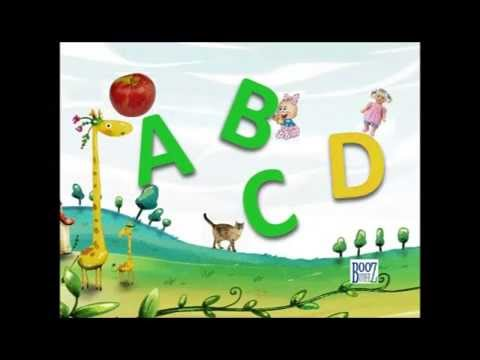 Abcd Song Kids Poem video